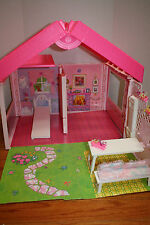 Vintage Barbie Fold Up House