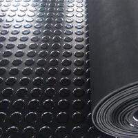 STUD//PENNY COIN PVC VINYL FLOOR TILES GARAGE WORKSHOP INTERLOCKING MATTING MATS