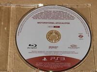 Motorstorm Apocalypse PS3 Playstation 3 Rare Promo Disc Full Game *FREE UK POST*
