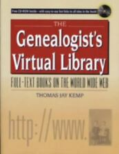 The Genealogist's Virtual Library: Full-Text Books on the World Wide Web with fr