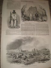 Birds of Aristophanes at Haymarket Theatre & Windsor Military Steeple Chase 1846