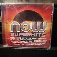 Now Superhits CD 2013 EMI – 50999 741765 2 6 Still Sealed Nuovo Sigillato