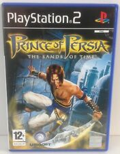 PS2 Prince Of Persia : The Sands Of Time *** COMPLETE ***  Playstation 2 PAL 2
