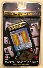 Deal or No Deal Travel Size Electronic Video Game Handheld 2006 TV Show Toy LCD