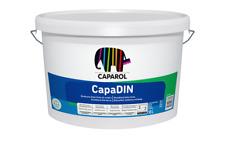 Caparol CapaDIN - Matt interior paint white 12,5L