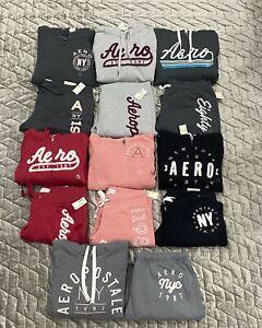 Aeropostale Aero Womens Hoodie &Sweat Pants Matching Set JOGGER