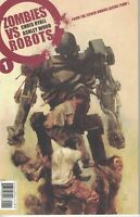 Zombies Vs Robots #1 IDW  Comic 1st Print 2007 unread NM