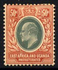 East Africa & Uganda SG 41 Cat £18 cents Mounted Mint