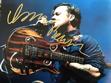 Isaac Brock Signed 8X10 Autographed Signed 9/2019 Modest Mouse