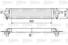 Ladeluftkühler VALEO 818358 für NISSAN RENAULT
