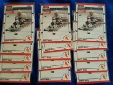 LOT of 15 - 1990-91 Score #317 Brett Hull all-star BLUES