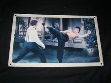 Original FIST OF FURY BIG BOSS BRUCE LEE Swiss/Hong Kong Lobby Card #3