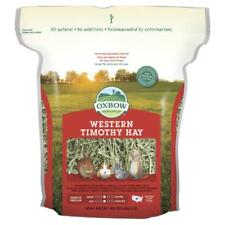Petlife Oxbow Western Timothy Hay for Small Pet 1.1 Kg 40 Ounce 744845402758