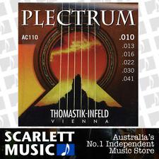Thomastik AC110 Plectrum Acoustic Guitar Strings Set Light 10-41 AC-110