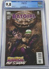 Batgirl #13 Stanley Lau Artgerm Cover CGC 9.8 DC Comics Clayface Appearance Rare