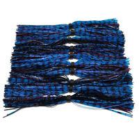 10pcs Stamina Select Jig Skirt For SpinnerBait Skirt bass Fishing Skirts SF050