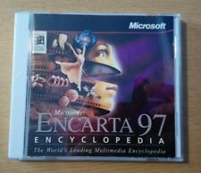 Microsoft Encarta 97 PC CD ROM