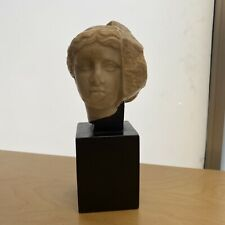 Freud Museum London Marble Head Of A Woman From A Relief Ciba Geigy Corp Bust