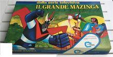 1 GIOCO di SOCIETà VINTAGE BOARDGAME ROBOT-GRANDE MAZINGA IL GIOCO MAZINGER GAME