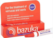 Bazuka Treatment Gel 6g Treatment for Verrucas and Warts