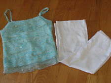 GIRLS DESGNER OUTFIT, SIZE 8, PERFECT