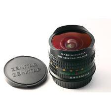 FISHEYE 16mm f2.8 x CANON EOS ZENITAR 60D 5D Mark II III 7D 6D 1200D 750D 700D