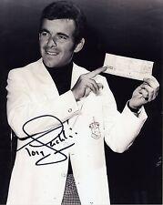 2X MAJOR CHAMPIONSHIP WINNER Tony Jacklin Signed 8x10 photograph