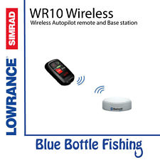 SIMRAD LOWRANCE WR10 Wireless Autopilot remote and Base station