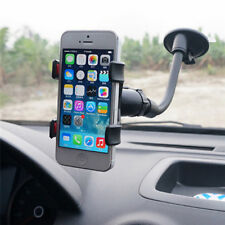 Universal 360°Rotating Car Windshield Mount Holder Stand Bracket for Phone QD