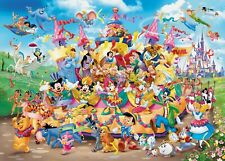 Ravensburger - 1000 PIECE JIGSAW PUZZLE - Disney Carnival Multicha