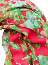 NEW LILLY PULITZER RILEY INFINITY SCARF SOUTHERN CHARM RARE!