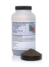250g FERRO-Silicio metallico in polvere