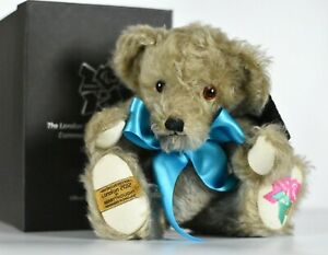 Merrythought The London 2012 Paralympic Games Commemorative Teddy Bear Boxed