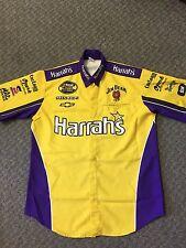 2006 Authentic Harrah's NASCAR Crew Shirt