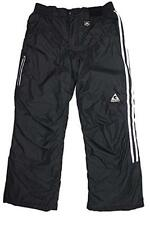 Gerry Boy's Reflective Insulated Water/Wind Repellent Snow Pants, Black, L 14/16