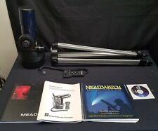 Meade Etx -70At + Telescope W/ Tripod And Auto Star