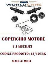 KIT RIPARAZIONE COPERCHIO MOTORE FILTRO ARIA FIAT 500 PANDA GRANDE PUNTO 1.3 MJT