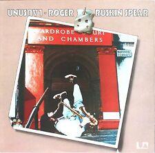 Roger Ruskin Spear (ex Bonzo Dog nastro):: unusual (1973) Esoteric CD NUOVO
