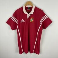 Adidas 2001 British and Irish Lions Rugby Union Jersey Shirt XL Made Australia