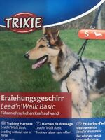 Trixie Lead'n'Walk Basic Dog Training Harness Small - For Dogs That Pull