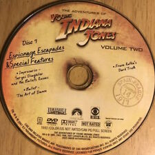 The Adventures of Young Indiana Jones Volume 2 (DVD) REPLACEMENT DISC #1