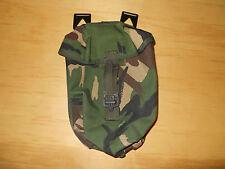 British Army Genuine Issue UTILITY Pouch PLCE DPM Woodland WEBBING NEW 2010