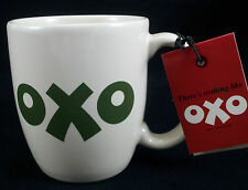 OXO Classic Mug Red & green Great vintage retro gift Gift New