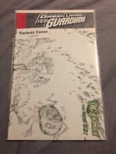 Green Lantern New Guardians Sketch Variant 5 Vf
