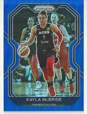 2021 Wnba Panini * Kayla McBride Blue Prizm * Card #d 079/149 Minnesota Lynx