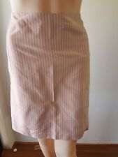 ALANNAH HILL TOUCH ME TICKLE ME SKIRT Ladies Pink Knee Length Skirt Size: 12 EUC