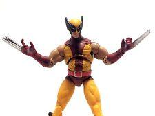 "Hasbro 2009 Marvel Universe Secret Wars Comic Pack Logan Wolverine 3.75"" Figure"
