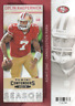 2013 Panini Contenders Football Base Singles (Pick Your Cards)
