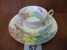 Art Deco Tea Trio British Porcelain & China