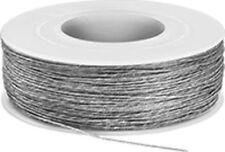 "Chemical-Resistant High-Temp Ptfe-Coated Fiberglass Thread - 0.014"" Dia - 300 ft"